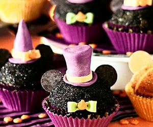 autumn, cupcakes, and disney image