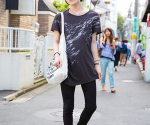 street fashion image
