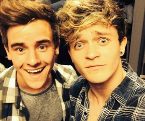 the vamps, connor ball, and connor franta image