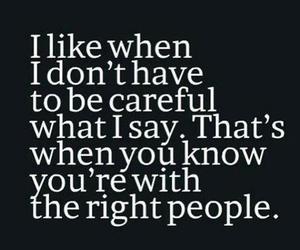 quote, friends, and people image