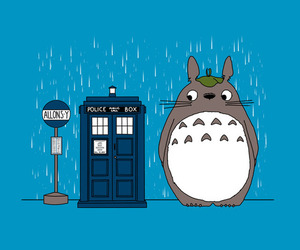 anime, doctor who, and fantastic image