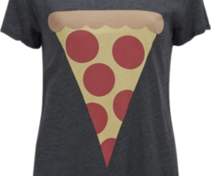 funny, pizza, and Polyvore image