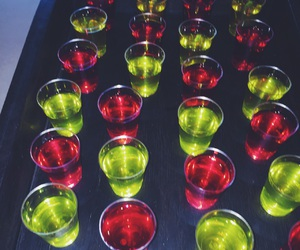 alcohol, birthday, and colours image