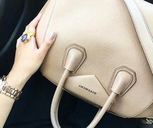bags, beauty, and beige image