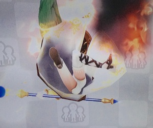 yikes, super smash brothers, and palutena image
