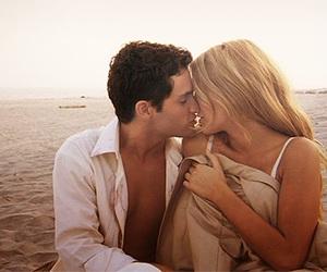 love, gossip girl, and couple image