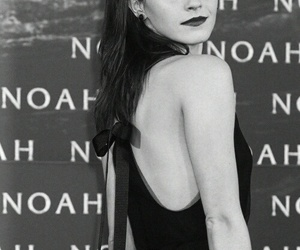 b&w, noah, and beautiful image