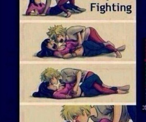 fight, Relationship, and cute image