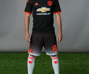 football, manchester united, and futbol image
