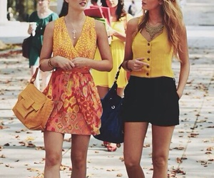 fashion, clothes, and gossip girls image
