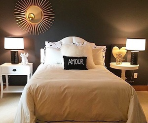 amour, home, and room decor image
