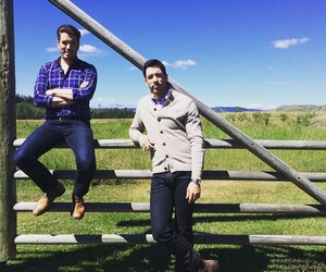 babes, property brothers, and boys image