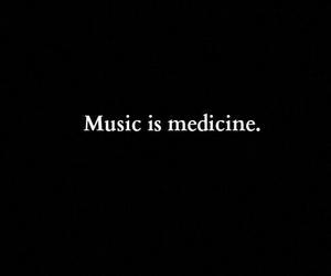 music, life, and medicine image