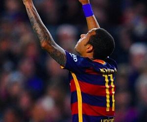 neymar and Barcelona image