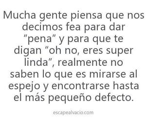 fea, frases, and linda image