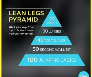 workout, exercise, and legs image