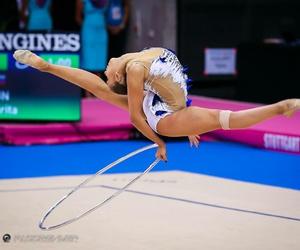 hoop, rhytmic gymnastic, and margarita mamun image