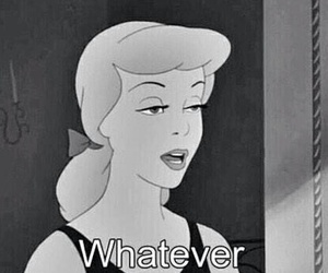 whatever, cinderella, and disney image
