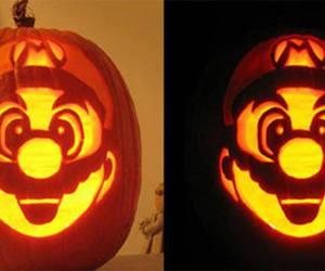 mario and Halloween image
