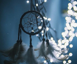 dreamcatcher, Dream, and light image