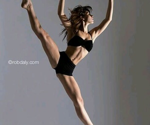dance and strong image