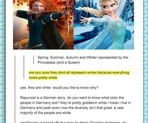 disney, funny, and tumblr image