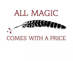 once upon a time, magic, and ️ouat image