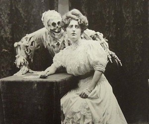 victorian, creepy, and old image