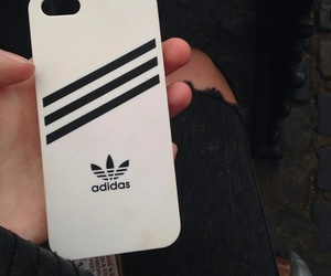 adidas, case, and iphone image