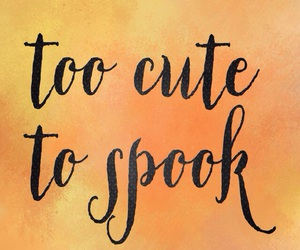 wallpaper, cute, and Halloween image