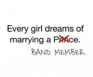 band, Dream, and band member image