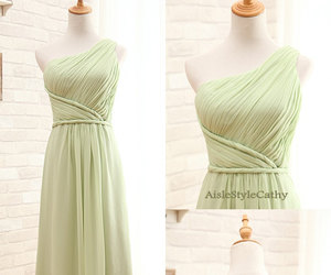 dress, etsy, and gown image