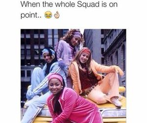 squad, funny, and lol image
