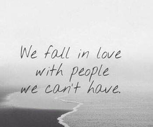 fall in love, not mine, and will never be image