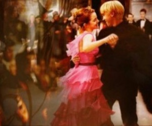 draco malfoy and dramione image