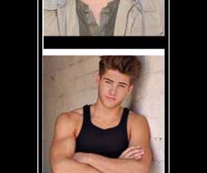 damn, Hot, and puberty image