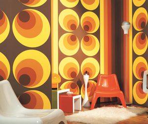 decor, 70s, and retro image