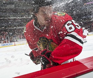 hockey, nhl, and chicago blackhawks image