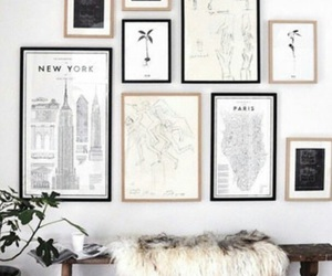 home, art, and inspiration image