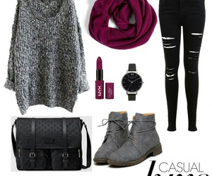 automn, grey, and luxe image
