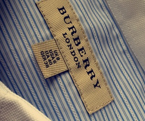 Burberry, fashion, and burberry london image