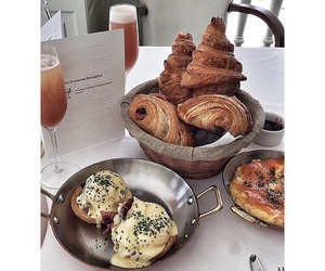 brunch, delicious, and hungry image