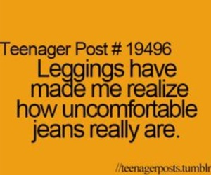 jeans, leggings, and teenager post image
