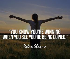 be yourself, copy, and happy image