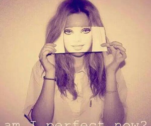 am i perfect now? image