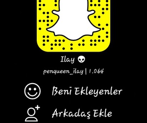 add, snap chat, and me image