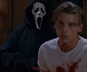 scream, aesthetic, and movie image