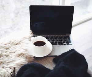 coffee, cozy, and fashion image