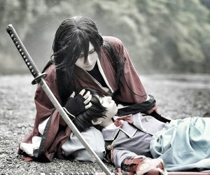 cosplay, japan, and touken ranbu image