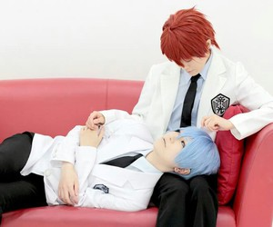 cosplay, knb, and kuroko no basket image